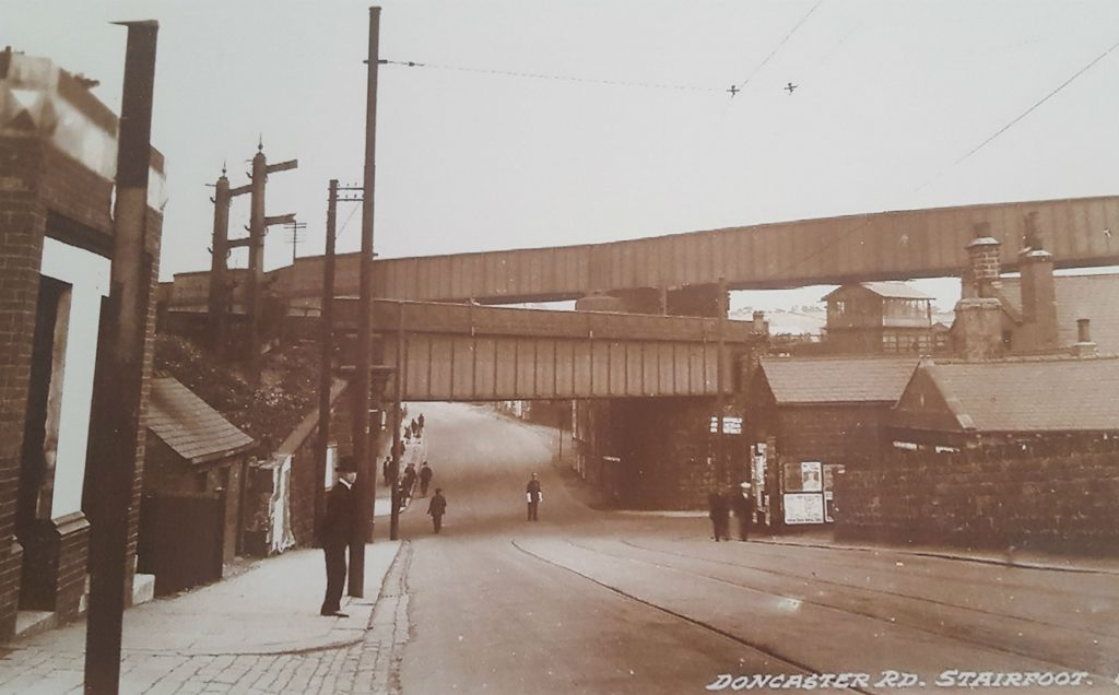 P6 Stairfoot Bridges Early 1900's
